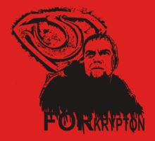 FOR KRYPTON! by illproxy