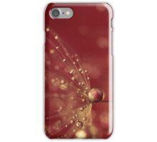 Raspberry Shower iPhone Case/Skin