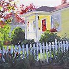 """Portland Morning"" by Karen Ilari"