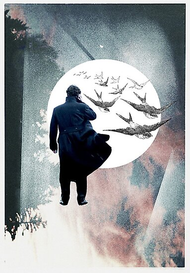 Falling Is Just Like Flying by akshevchuk