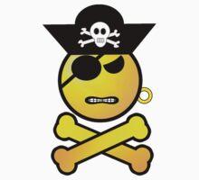 Pirate Emoticon - GRRR by Gravityx9