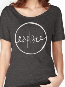 Explore Oregon Forest Women's Relaxed Fit T-Shirt