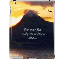 Misty Mountains iPad Case/Skin