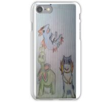 Generation 2 Starters Final Evolution  iPhone Case/Skin