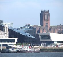 LIVERPOOL WATER FRONT by gothgirl