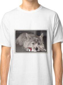 The Dog Ate Santa Classic T-Shirt
