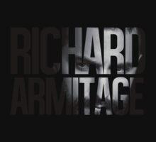 Richard Armitage by hannahollywood