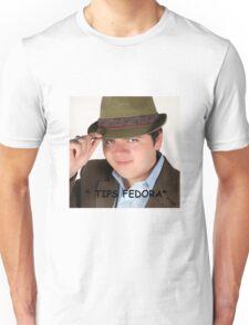 Fedora Guy Unisex T-Shirt