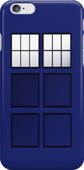 TARDIS by Cosmodious