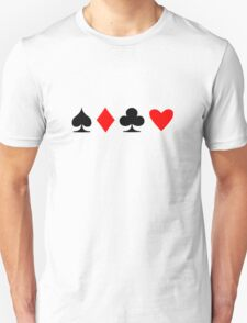 Poker Suite T-Shirt