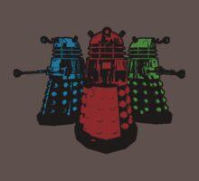 Pop Daleks Baby Tee