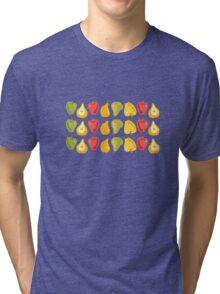 Apples & Pears Tri-blend T-Shirt