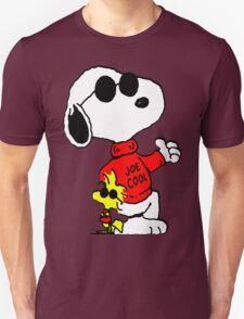 Woodstock and Snoopy are Cool  T-Shirt