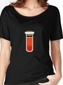 Color tubes Red Women's Relaxed Fit T-Shirt