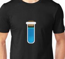 Color tubes Blue Unisex T-Shirt