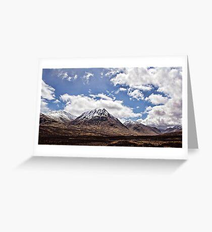 Majestic Glencoe Greeting Card