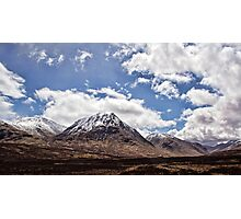 Majestic Glencoe Photographic Print