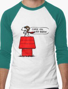 Red Baron vs Snoopy T-Shirt