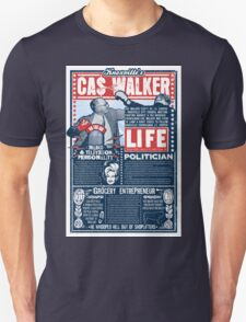 Knoxville's Cas Walker. Country Music. Dolly Parton Unisex T-Shirt
