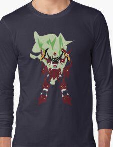TENGEN TOPPA GURREN LAGANN Long Sleeve T-Shirt