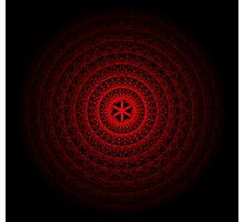 Ancient Sacred Symbol Photographic Print