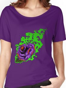 Nuclear Rose Women's Relaxed Fit T-Shirt