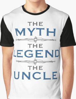 Myth Legend Uncle Graphic T-Shirt