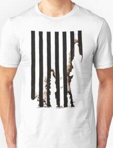 battle worn stripes T-Shirt