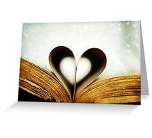 An Affair of the Heart Greeting Card