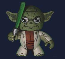 Yoda w/ Napoleon Complex Kids Clothes