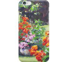 Geraniums iPhone Case/Skin