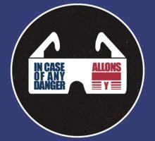 Danger? Allons-y! by Pandaheld