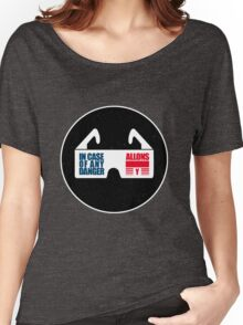 Danger? Allons-y! Women's Relaxed Fit T-Shirt