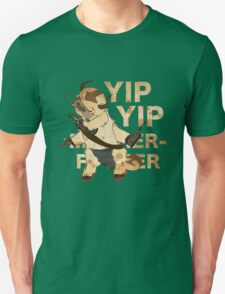 YIP YIP MOTHER F**KER Unisex T-Shirt