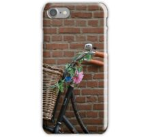 Bricks and Spokes iPhone Case/Skin