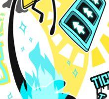"""""""The Deal"""" Sticker"""