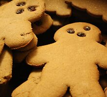 Do You Know the Muffin Man? by HHYNES