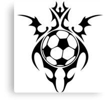futbol : tribalz Canvas Print