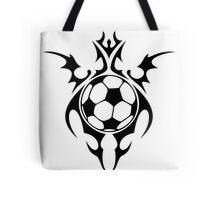 futbol : tribalz Tote Bag