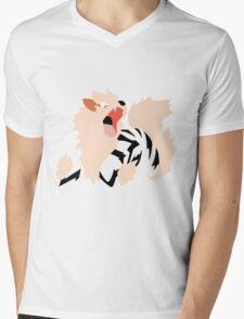 059 Mens V-Neck T-Shirt