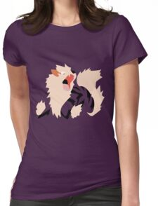 059 Womens Fitted T-Shirt