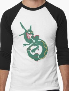 Rayquaza Men's Baseball ¾ T-Shirt