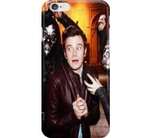 Yer a Wizard, Chris iPhone Case/Skin