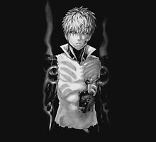 Genos - One Punch Man (Black) T-Shirt