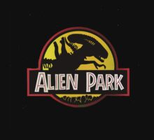 Alien Park  by timnock