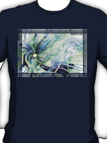 Axion of Evil - Watercolor Painting T-Shirt