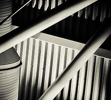 Mechanical Still Life: Pipes by jandgcc