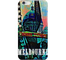Melbourne tinsel town iPhone Case/Skin