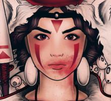 Spirit Princess Sticker