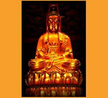 Asian Golden Buddha Unisex T-Shirt